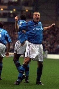 Preston home 2001 to 02 howey goal5