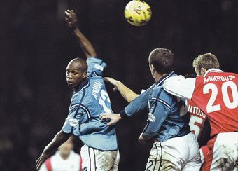 Rotherham home 2001 to 02 action2
