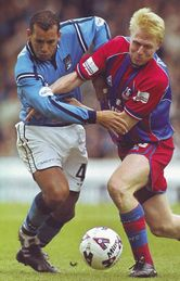 crystal palace home 2001 to 02 action2