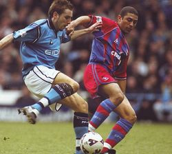 crystal palace home 2001 to 02 action5
