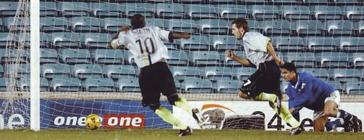 millwall away 2001 to 02 horlock goal