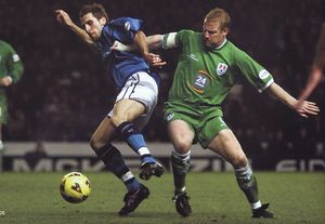 millwall home 2001 to 02 action2