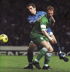 millwall home 2001 to 02 action3