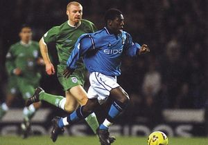 millwall home 2001 to 02 action5