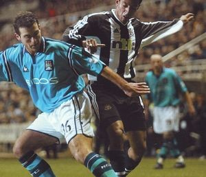 newcastle fa cup 2001 to 02 action2