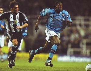 newcastle fa cup 2001 to 02 action5