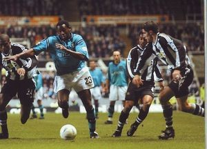 newcastle fa cup 2001 to 02 action6
