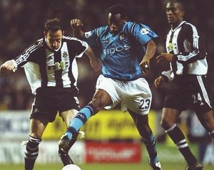 newcastle fa cup 2001 to 02 action7
