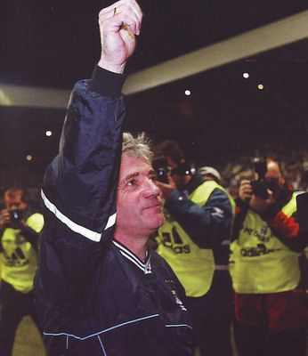 newcastle fa cup 2001 to 02 keegan