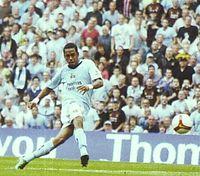 portsmouth home 2008 to 09 robinho goal