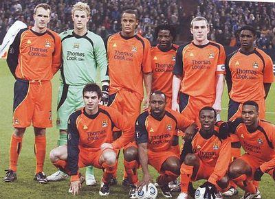 schalke away 2008 to 09 team group