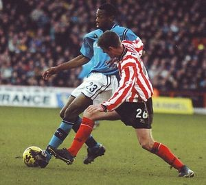 sheff utd away 2001 to 02 action2