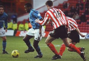 sheff utd away 2001 to 02 action5