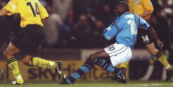 sheff weds home 2001 to 02 goater citys 4th goal