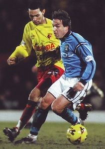 watford away 2001 to 02 action