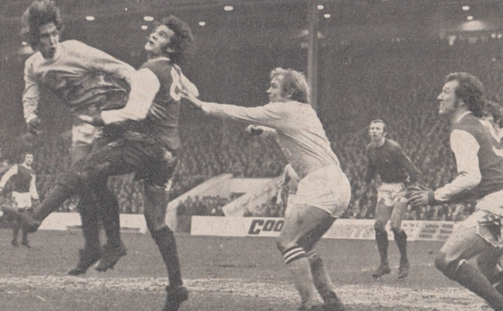 arsenal home 1970 to 71 action 4