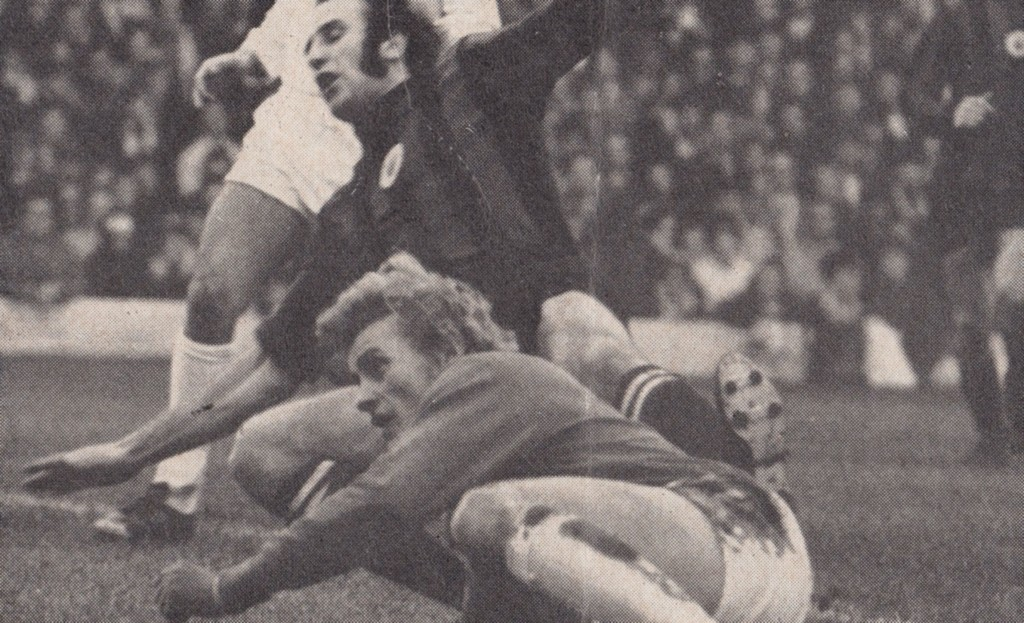 leeds away 1970 to 71 action8