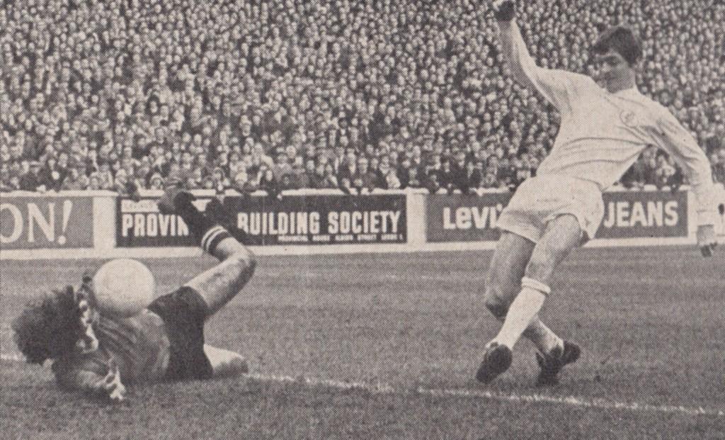 leeds away 1970 to 71 clarke goal
