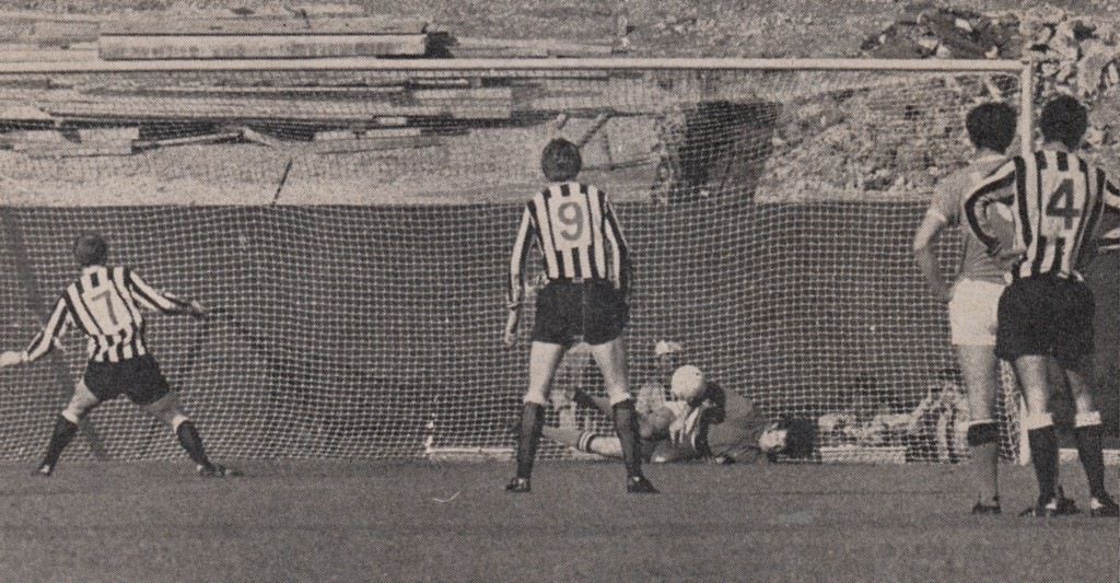 newcastle home 1970 to 71 penalty