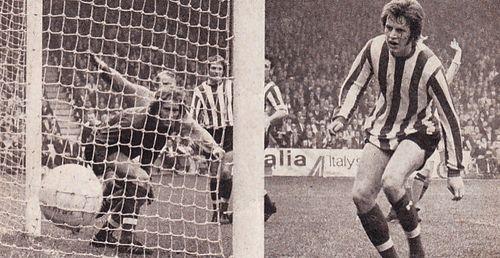 southampton home 1970-71 lee goal