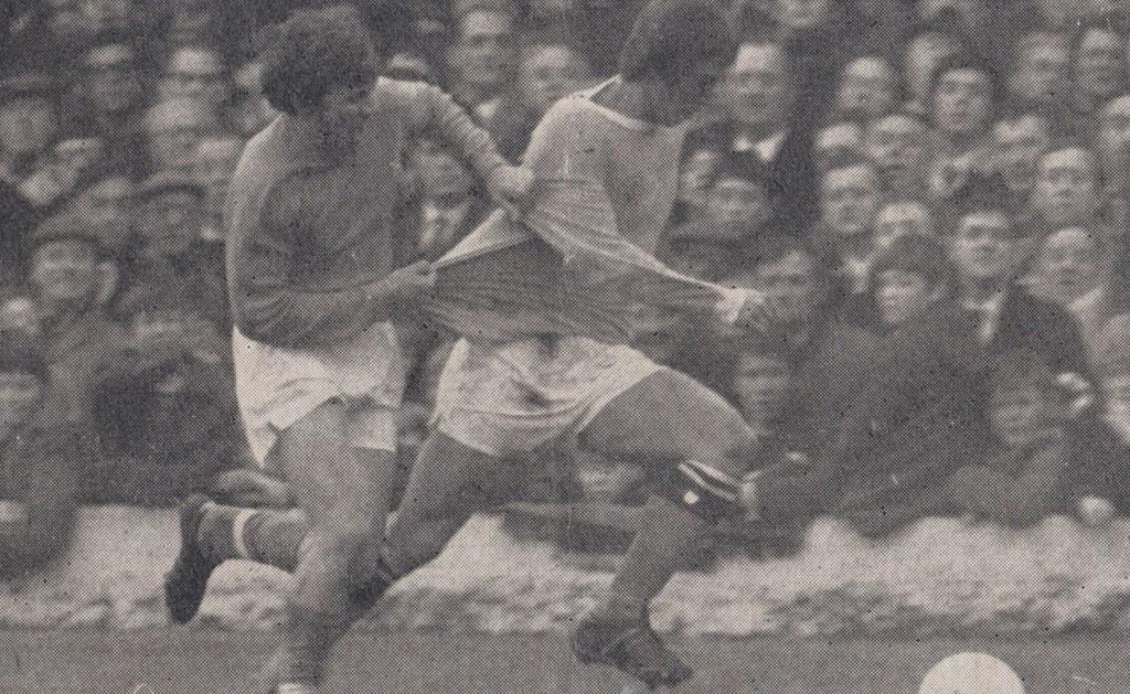 Blackpool away 1970-71 action2