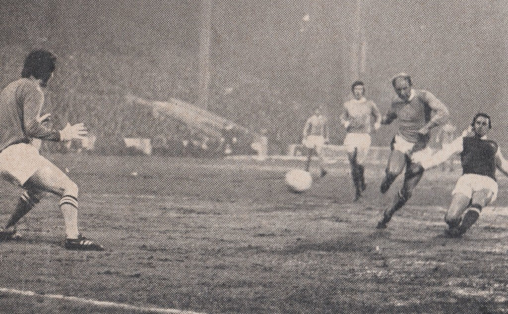 arsenal fa cup 1970 to 71 action