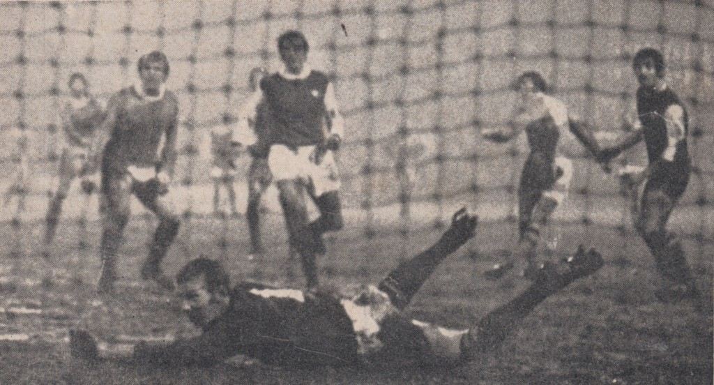 arsenal fa cup 1970 to 71 bell goal