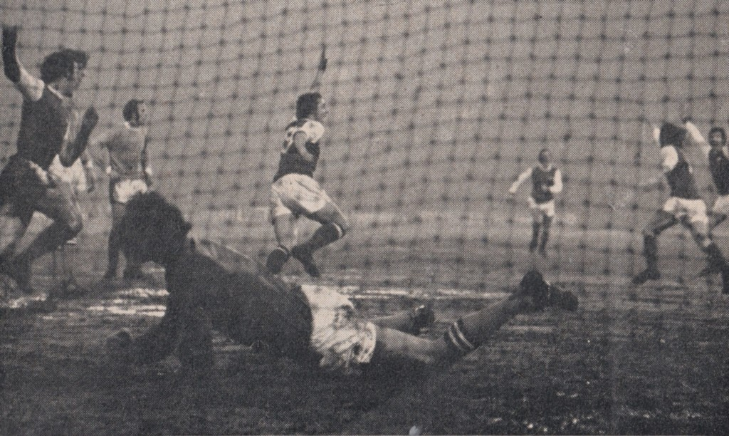 arsenal fa cup 1970 to 71 charlie george arsenal goal2