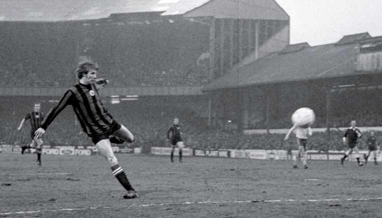 chelsea away fa cup 1970 to 71 bell goal
