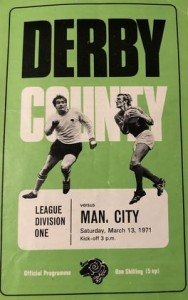 derby away 1970-71 prog