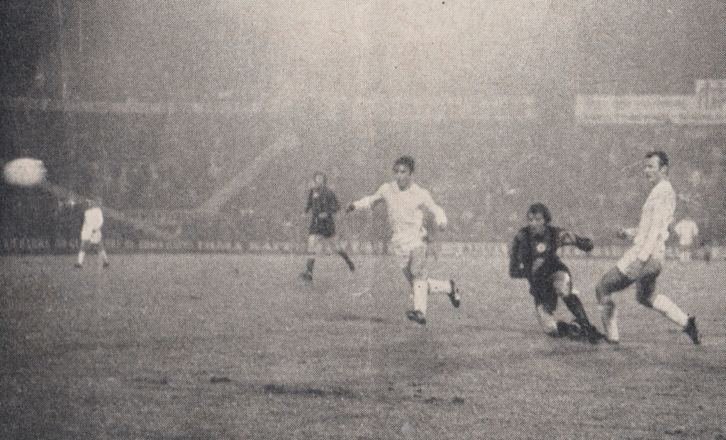gornik 2nd replay 1970 to 71 young goal