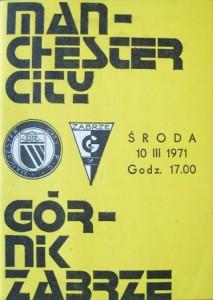 gornik away 1970-71 prog
