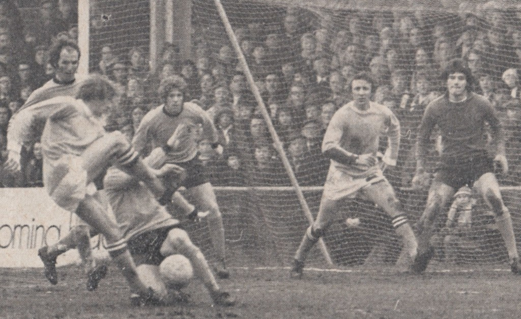 wolves home 1970 to 71 action 6