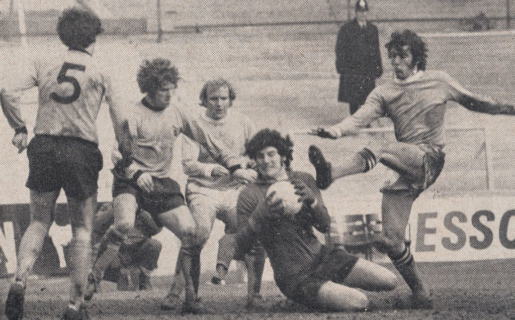 wolves home 1970 to 71 action 7