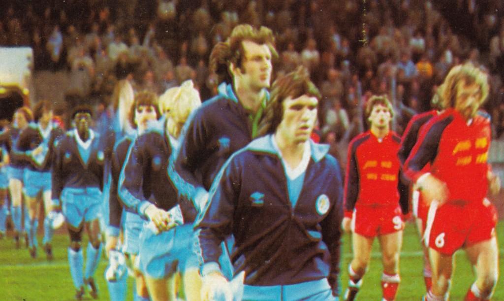 FC Twente away1978 to 79 teams