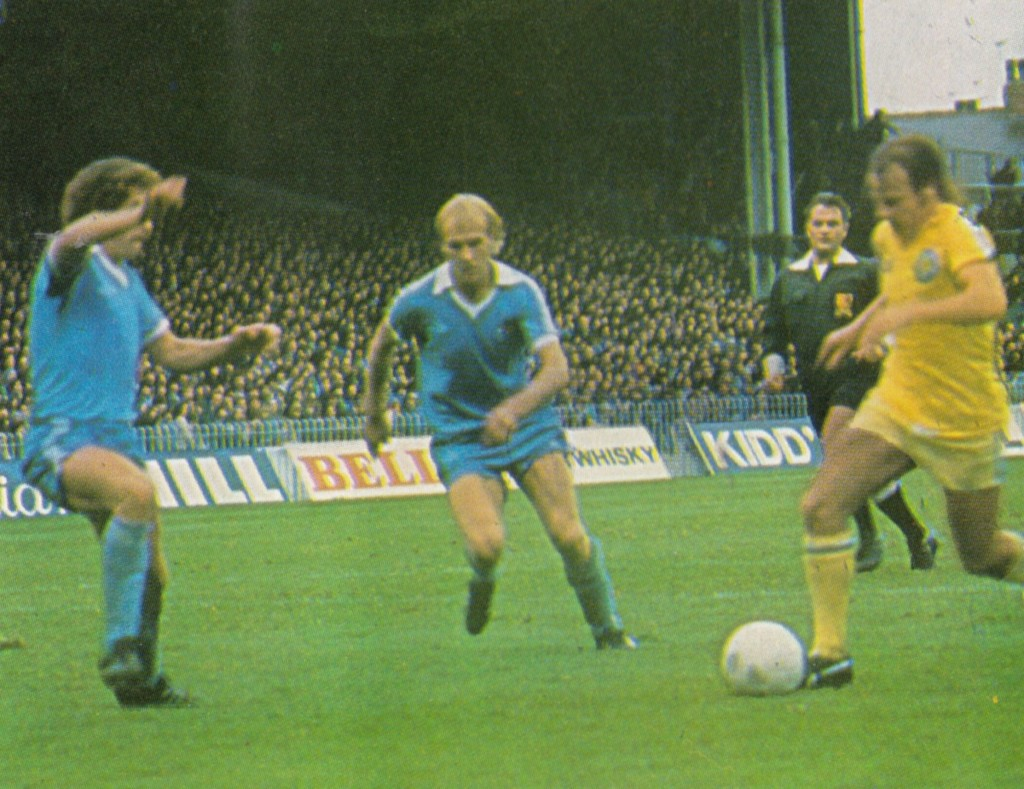 leeds home 1978 to 79 action 11