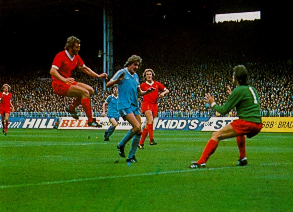 liverpool home 1978 to 79 action 14