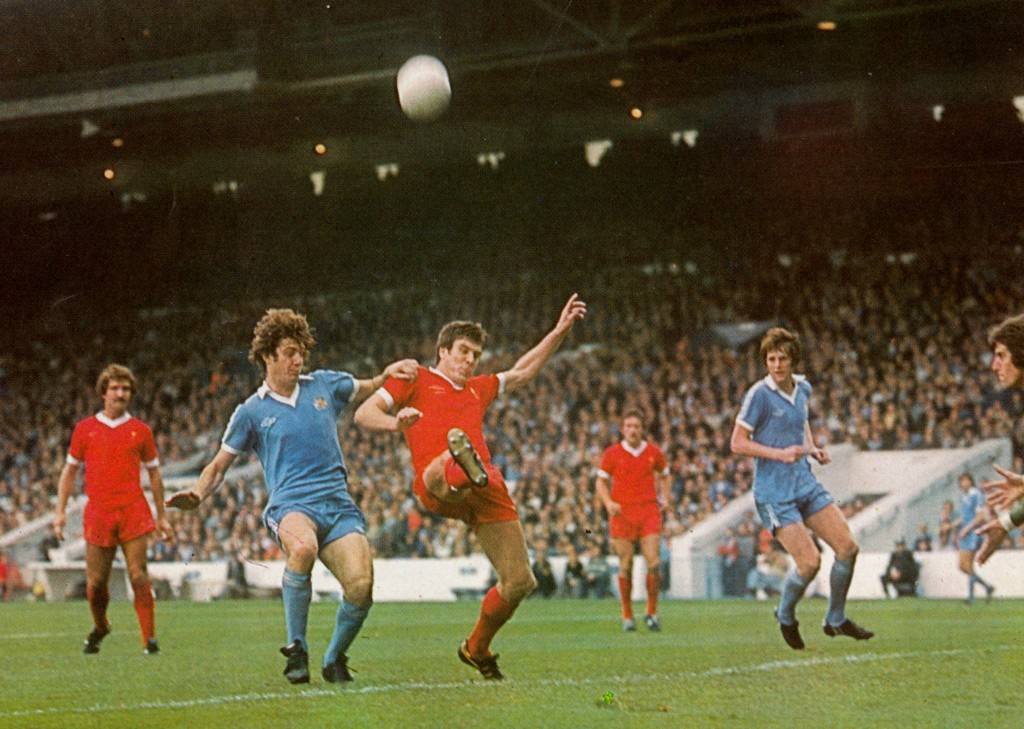 liverpool home 1978 to 79 action 9