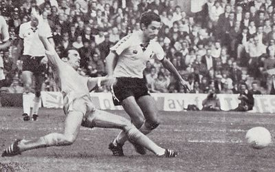 tottenham home 1978 to 79 action