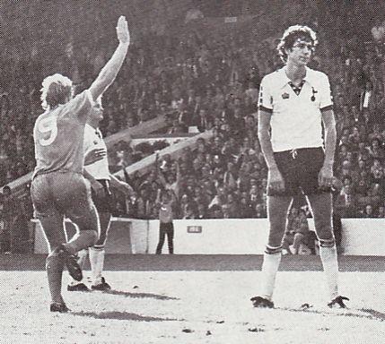 tottenham home 1978 to 79 rfutcher goal