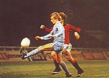 AC Milan home 1978 to 79 action