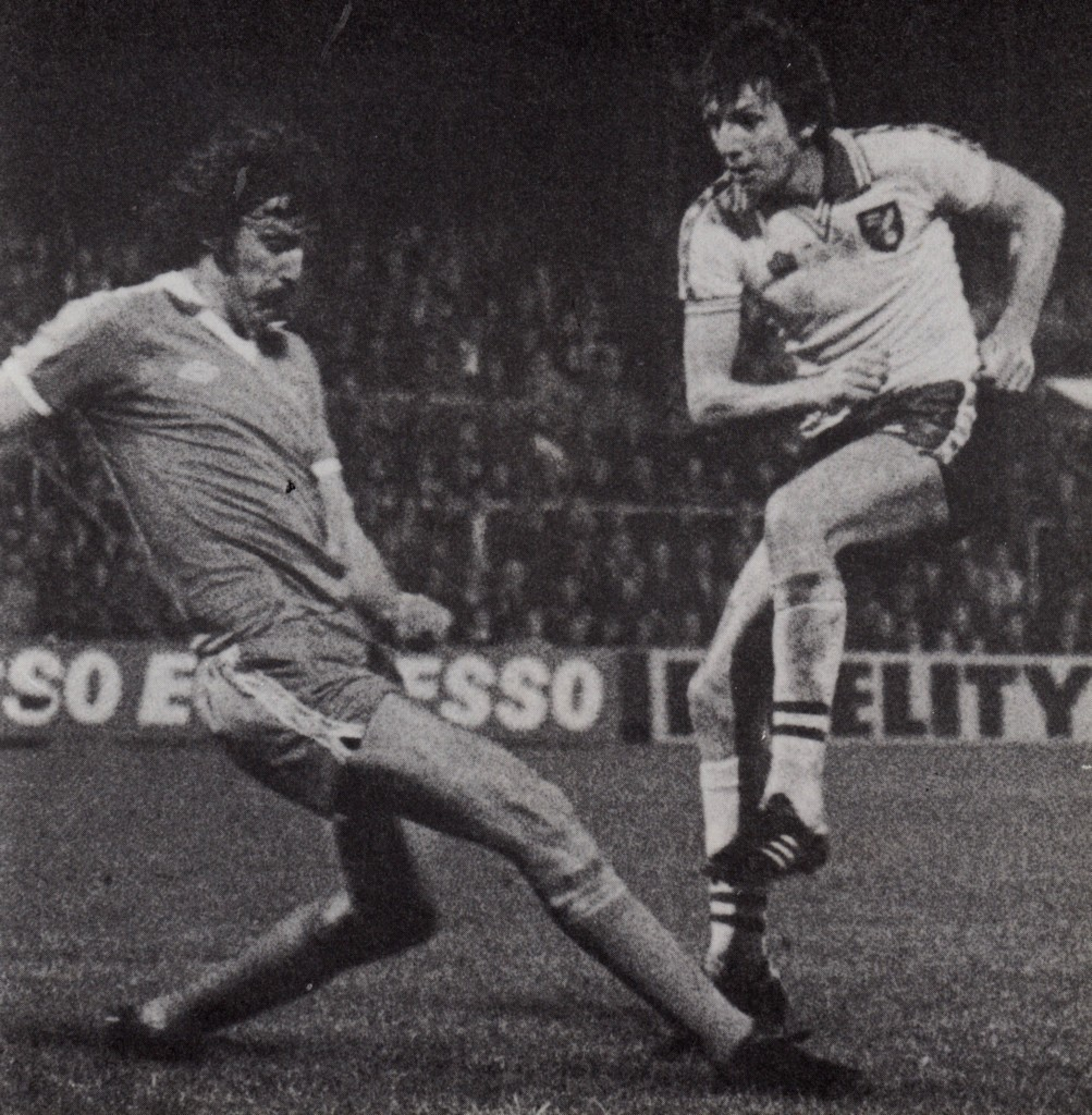 norwich league cup 1978 to 79 peters goal