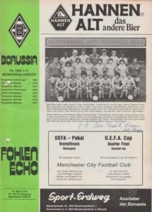 borussia monchengladbach 1978 to 79 prog