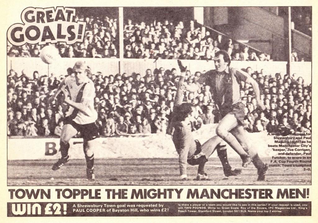 shrewsbury fa cup 1978 to 79 shrews goal