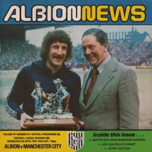 west brom away 1978 to 79 prog