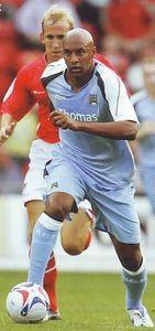 Wrexham away friendly 2006 to 07 action5