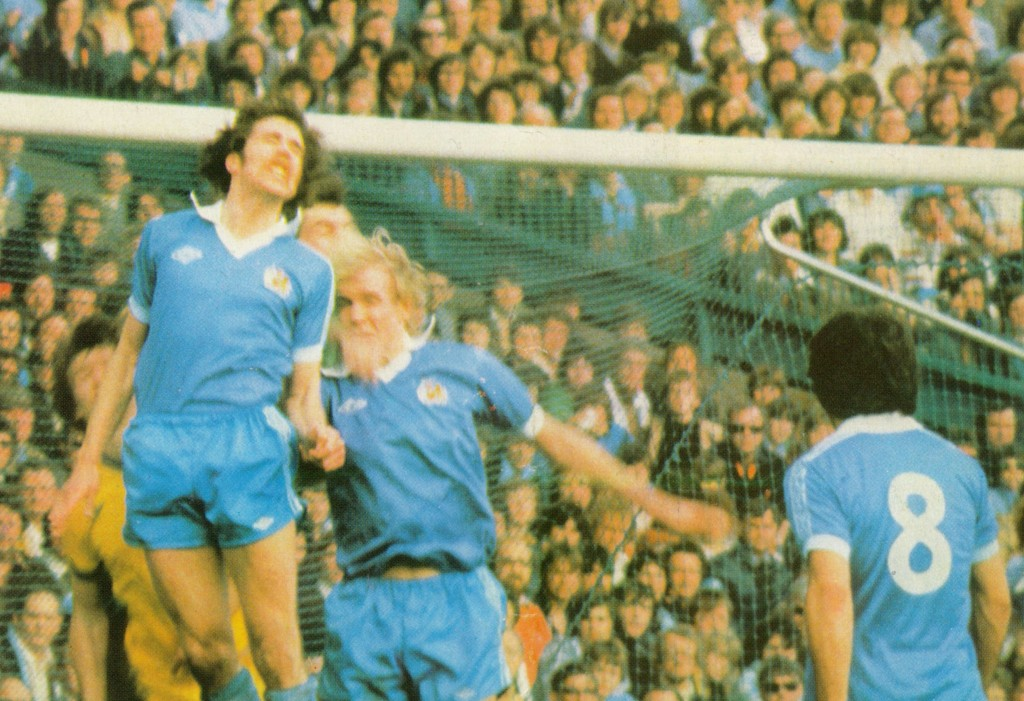 wolves home 1978 to 79 action 34