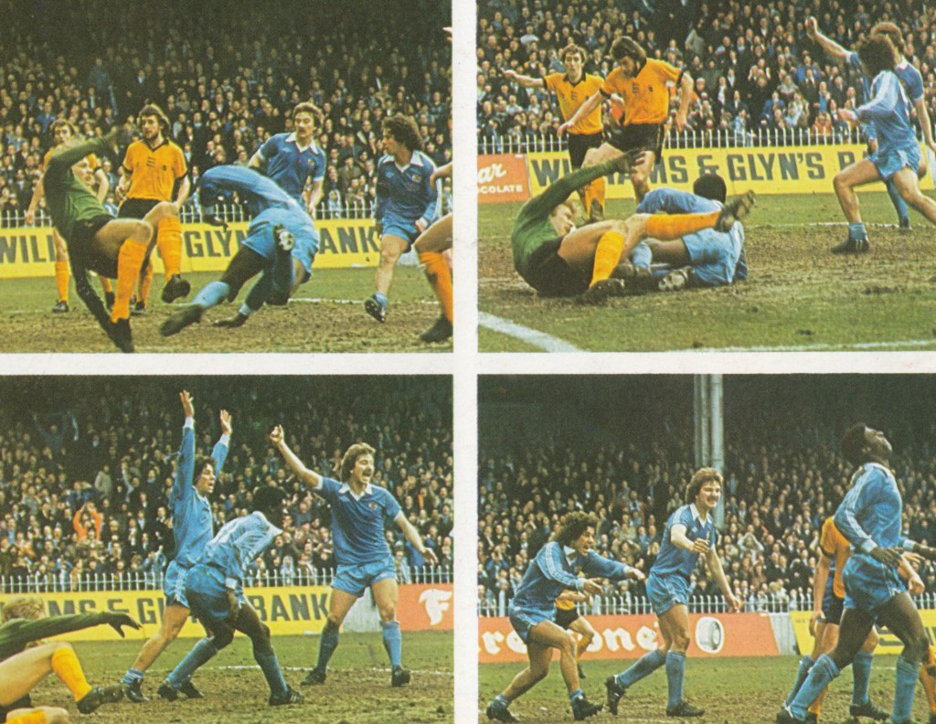 wolves home 1978 to 79 palmer goal montage