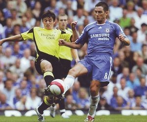 chelsea away 2006 to 07 action3
