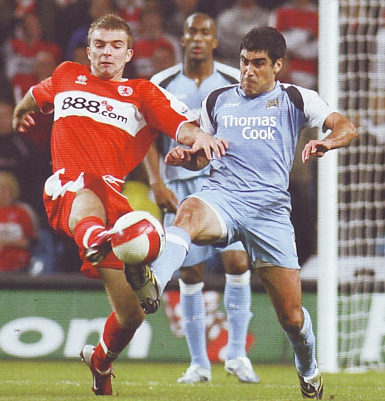 middlesbrough home 2006 to 07 action3